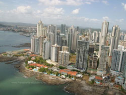 Properties in Punta Paitilla Panama