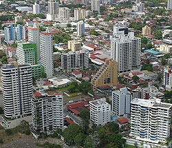 Properties in San Francisco Panama