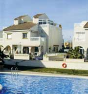 Spain vacation homes