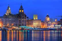 UK liverpool apartment investments
