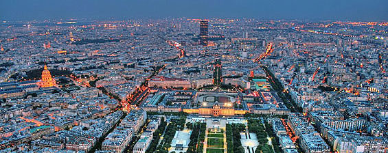 Properties in Paris France