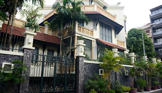Vietnam's thriving property market