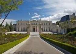 Versace Casa Casuarina, Vineyard Knolls, Sugar Ray Leonarda's home on auction