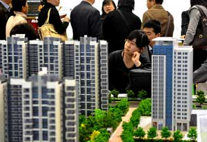 China property sales to drop 50%