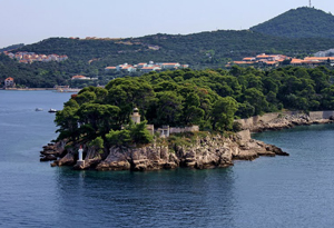 Haunted island for sale in Croatia