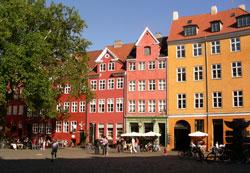 denmark row houses, Scandinavian home sales pick up after brief slowdown