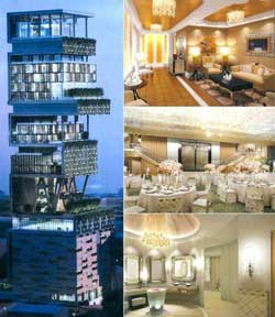Nita Ambani wants recognition, but not for towering Antilia home