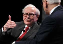 Warren Buffet: U.S. property market is recovering