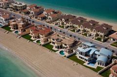 Dubai property prices rise