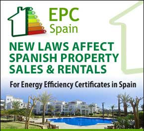 Spain property owners need to secure an energy performance certificate