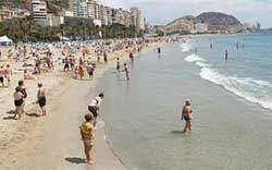 Spanish property sales 'on the rise'