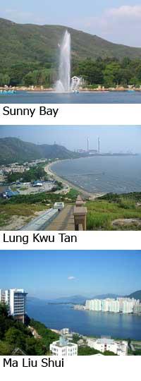 Hong Kong to build more artificial islands