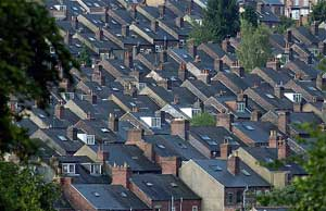 UK housing shortage, first time buyers, pushing prices up