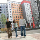 Uk student accommodation's great returns