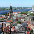Latvia property sellers in Riga take on further price plunge